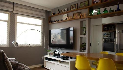 Aparamento 2 Dormitórios, 74m², Aluguel R$ 4.000,00 - Ap1402
