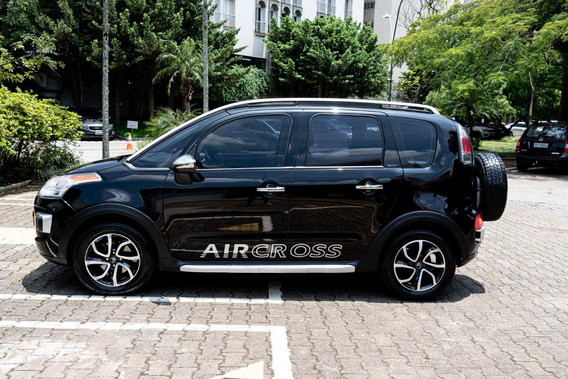 Citroen Aircross Automatico Exclusive Flex 1.6 2012