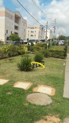 Imagem 1 de 19 de Apartamento Com 2 Dormitórios À Venda, 48 M² Por R$ 160.000 - Jardim Ísis - Cotia/sp - Ap1705