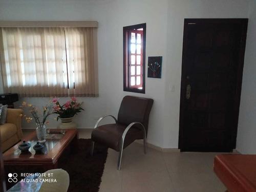 Imagem 1 de 13 de Casa Térrea 3 Dorms 1 Ste Jardim São Lourenço