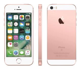 Phone Se 32 Gb Rose Excelente Estado + Caixa Com Acessórios