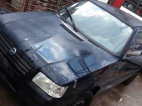 Fiat Uno Ano 2006 Flex Sucata Pra Retirar Pecas 1139693187