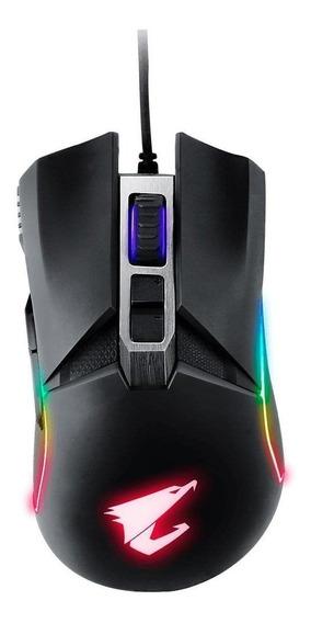 Mouse Gamer Gigabyte Aorus M5 Rgb 16000dpi.