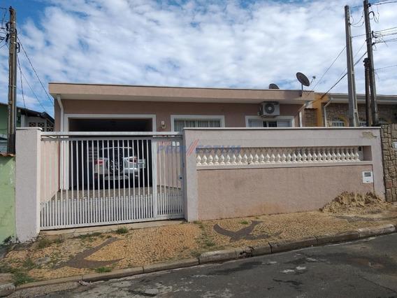 Casa À Venda Em Vila Proost De Souza - Ca270913