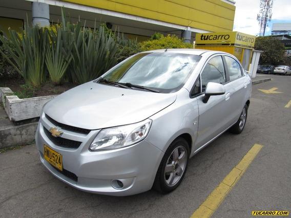 Chevrolet Sail Ltz 1.4 Sedan Limited