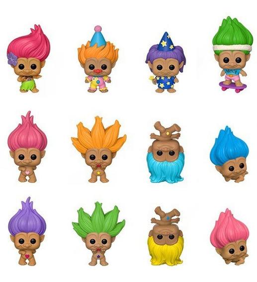 Funko Mystery Mini: Trolls Clasicos
