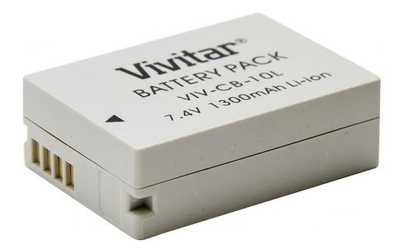 Bateria Nb-10l Vivitar Para Canon Powershot Sx60 Sx60hs