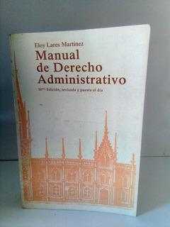 Remato Libros De Derecho Administrativo