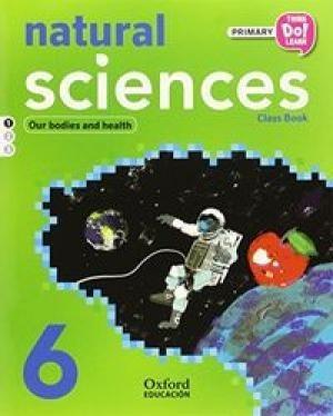 Imagen 1 de 1 de Natural Sciences 6 - Class Book - Oxford