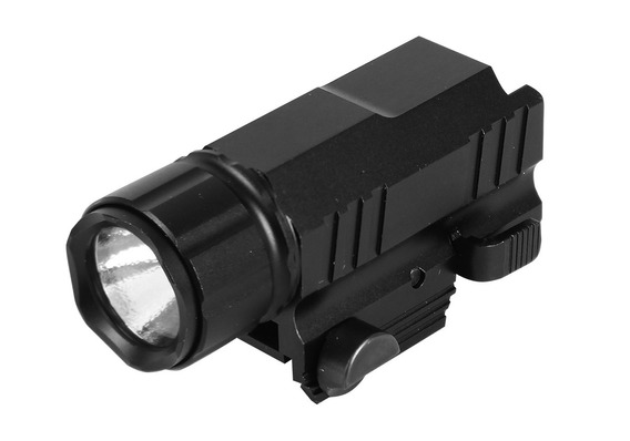 Lanterna Taclite Tática 150 Lumens/suporte De 22mm E Bateria