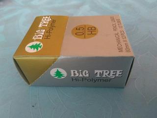 Grafite Big Tree 0.5 Hb Kit Com 12 Tubos