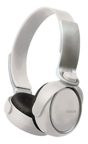 Auriculares gamer Noga NG-904 blanco