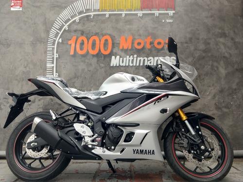 Imagem 1 de 10 de Yamaha Yzf R3 2021