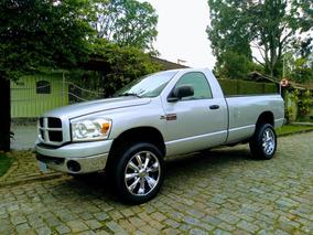Dodge Ram Heavy Duty 5.9 Diesel 4x4 Muito Nova (f-250 Hilux)