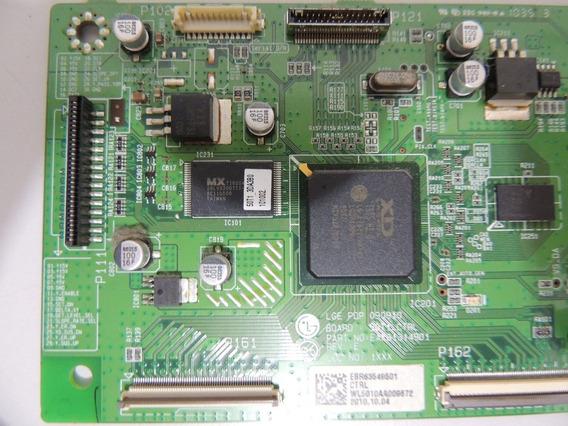 Placa Control Tv Lg 50pj250 --ebr 63549501.