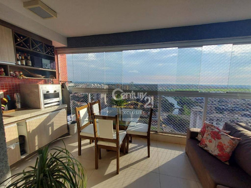 Apartamento À Venda, 98 M² Por R$ 869.000,00 - Condomínio Edifício Imagine - Indaiatuba/sp - Ap0400