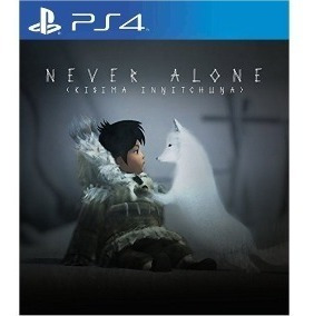 Never Alone Ps4 Psn Comprou Chegou Promoção Code 2