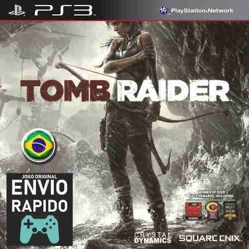 Tomb Raider 2013 Jogos Ps3