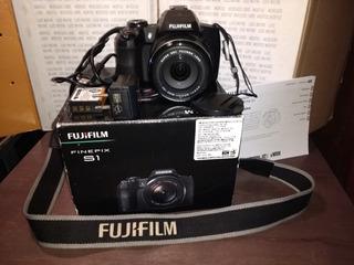 Cámara Digital Reflex Fujifilm Finepix S1 50x 16gb Full Hd