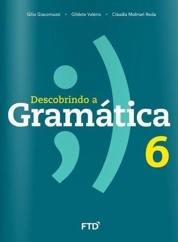 Descobrindo A Gramática - 6º Ano Professor Respondido