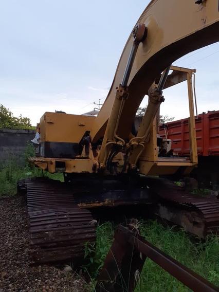 Caterpilar Excavador 225b Con Falla De Encendido