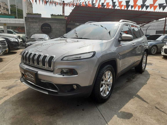 Jeep Cherokee Limited Tp 3200cc 4x4 Ct Tc 2015