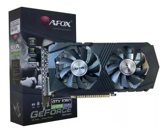 Placa De Video Nvidia Geforce Gtx 1050 - 2gb - Asrock