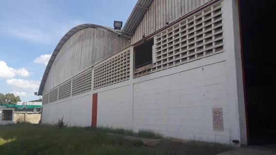 Galpon Industrial En Alquiler La Matarah: 19-20083