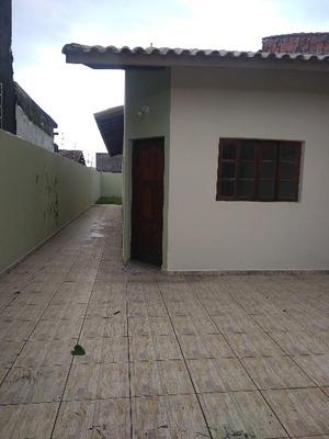 Casa Com 2 Quartos Em Itanhaém-sp, Confira - 4734/p
