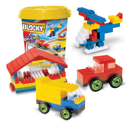 Blocky Balde Basico 3 Int 01-0611 Original Dimare