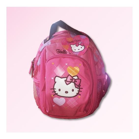 Mochila Hello Kitty Original Sanrio. Vuelta Al Cole!