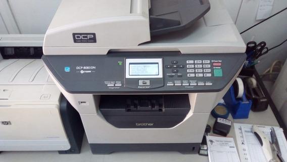 Multifuncional Brother 8580 Dn - Impressora Top