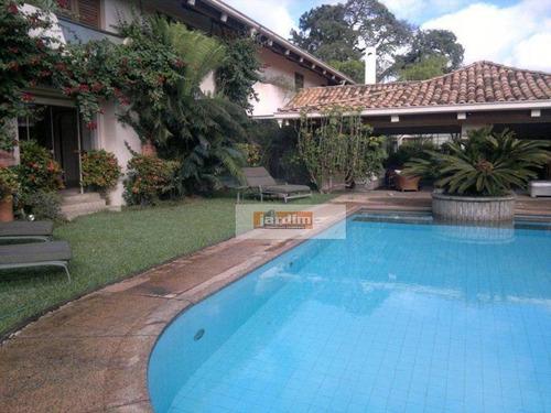 Sobrado Residencial À Venda, Parque Anchieta, São Bernardo Do Campo. - So0222