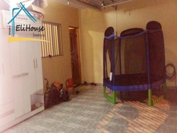 Sobrado Residencial À Venda, Jardim Utinga, Santo André. - So0085 - 32700490