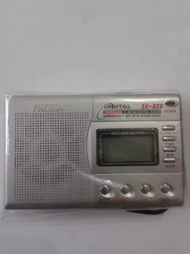 Radio Digital Station Ek-939 Fm/mw/sw Yikeda