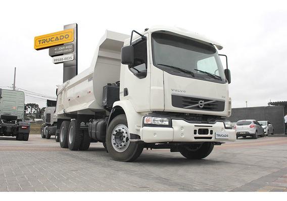 Caminhão Vm 260 Trucado 6x4 Caçamba 12m³