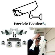 Servicio Tecnico E Instalación En Camaras Cctv , Alarmas.