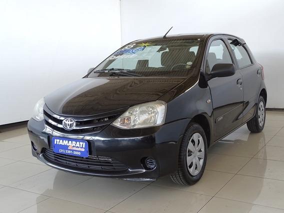 Toyota Etios 1.3 X (9564)