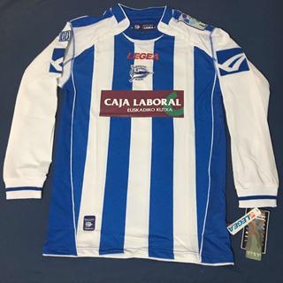 Camisa Alavés 2008-10 Espanha - Original Pronta Entrega!