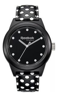 Reloj Reebok Rc Cpd L2 Pblb Bw Classic R Polka Dots