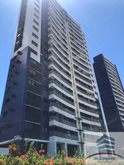 Apartamento A Venda Terra Brasilis, Lagoa Nova