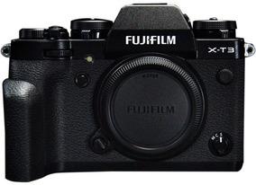 Câmera Fuji Xt3 Corpo - Nova