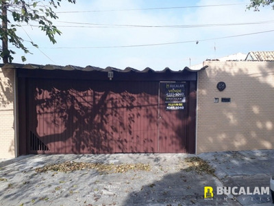 Linda Casa No Pq. Monte Alegre! - 3161a