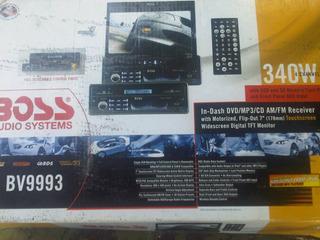 Reproductor Boss Bv9993 (400 $$)