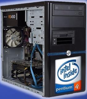Cpu Hp, Ibm, Clom Compaq Pentium 4 Dual De 3.0 Ghz