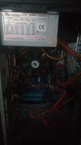 Computador Fonte 450 W Hr 80 Gb Usando