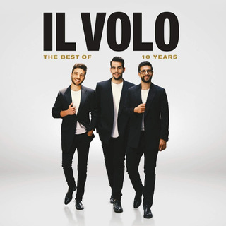 Il Volo 10 Years The Best Of Cd+dvd Nuevo