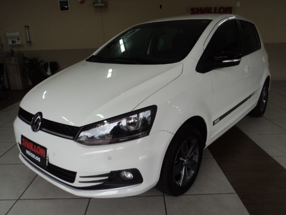 Volkswagen Fox 1.6 Run Total Flex 5p 2016/2017 Branco