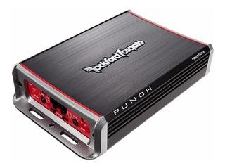 Amplificador Rockford 4 Canales 300w Rms Pbr300x4 Mini