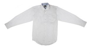 Camisa Gabardina Trabajo Uniforme 7 Colores 2xl - 3xl